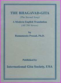 Free Bhagavad Gita - Gita Society